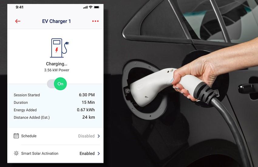 SE with EV Charging image